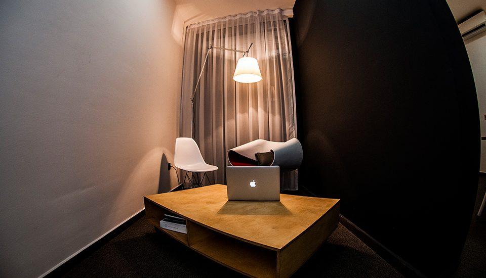 Интериорен дизайн на офис Алл ин Студио
