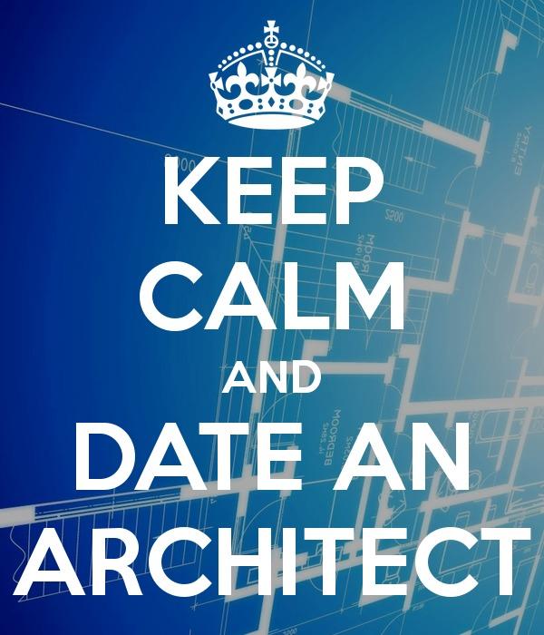 Запазете спокойствие и излезте с архитект