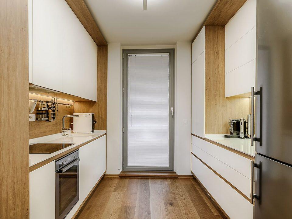 Kitchen interior design by ALL in Studio