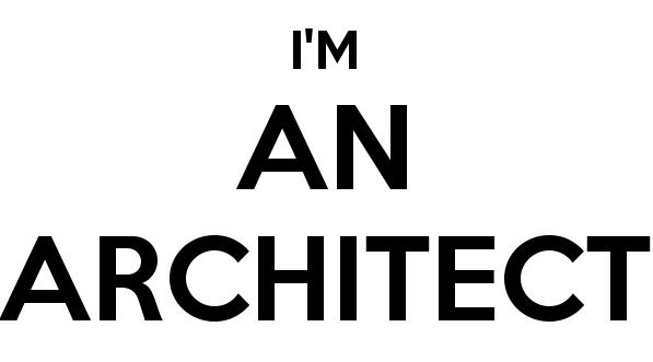 Trust-me-i-m-an-architect