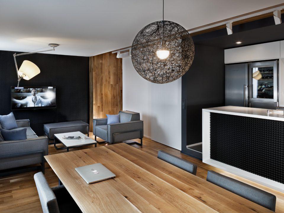 Интериорен дизайн на апартамент от Алл ин Студио
