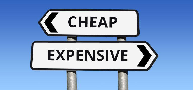 евтин или скъп дизайнер