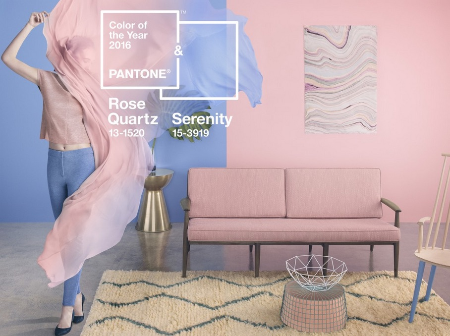 Interior design color of the year