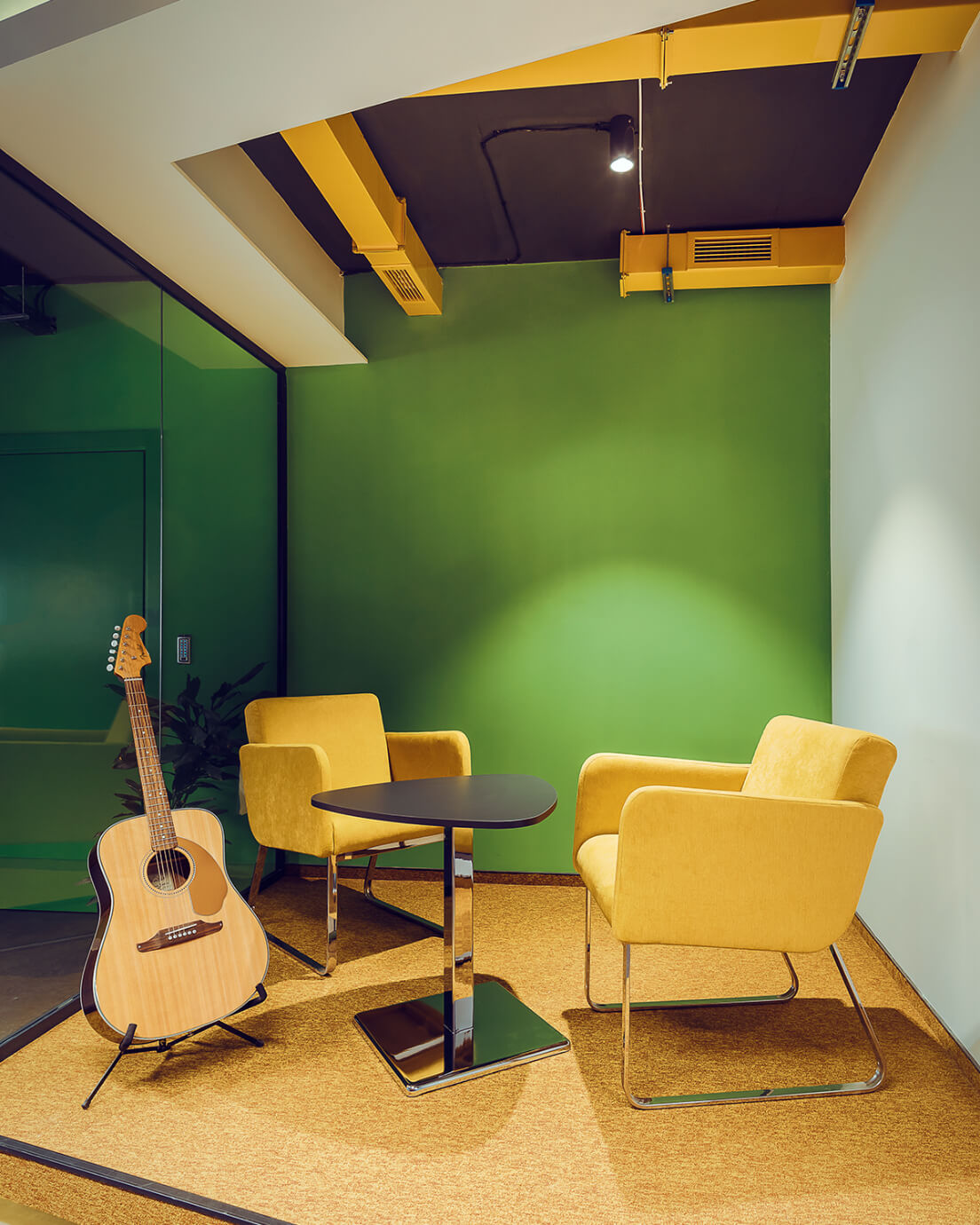 Малка зала за срещи