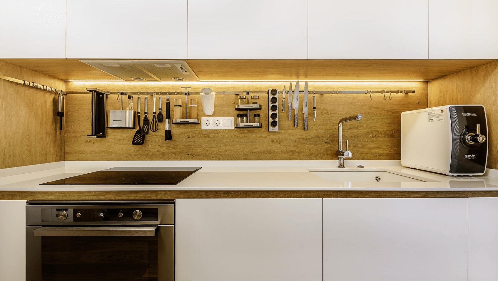 Кухня - кухненски плот