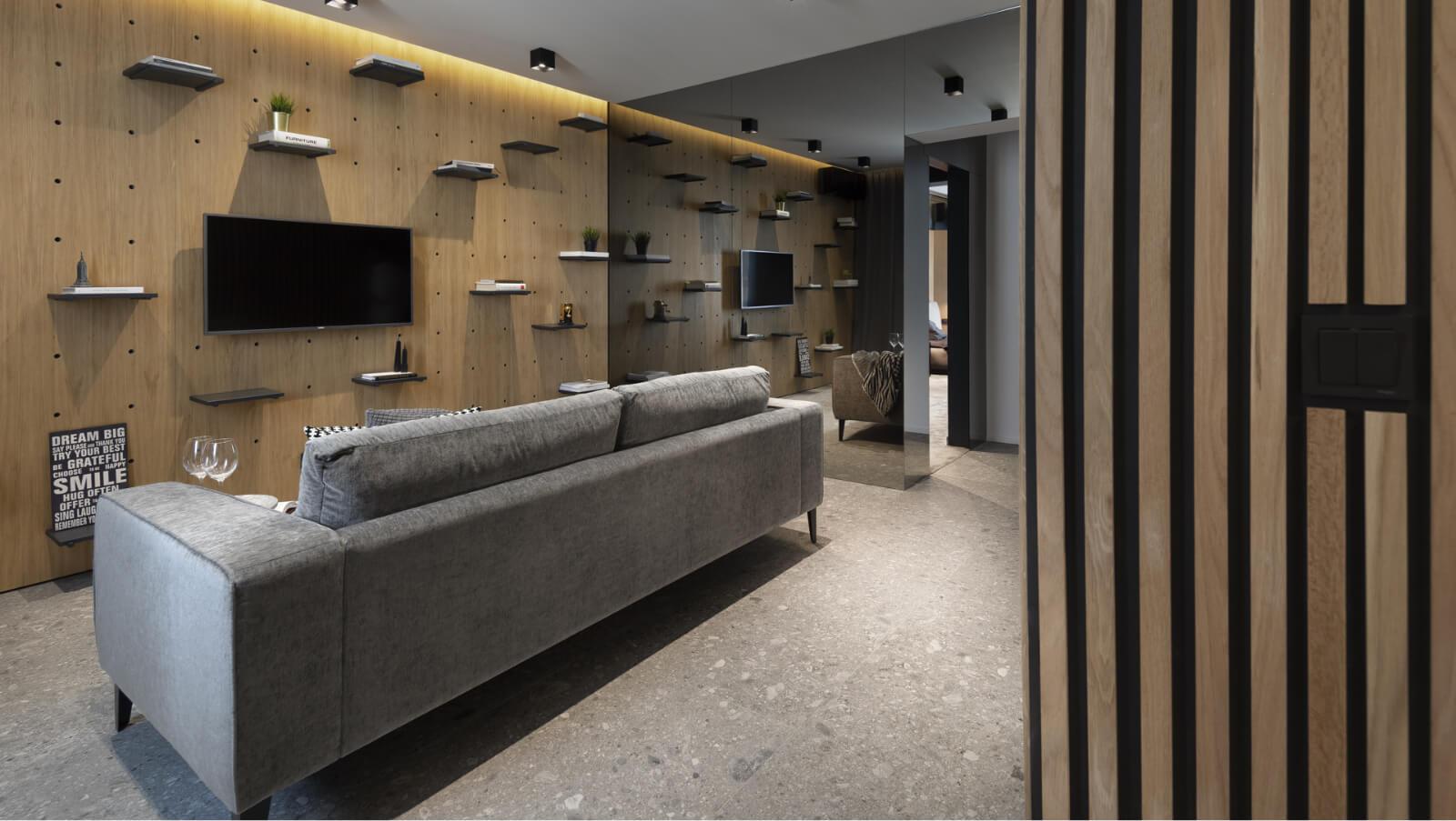 Интериорен дизайн - хол