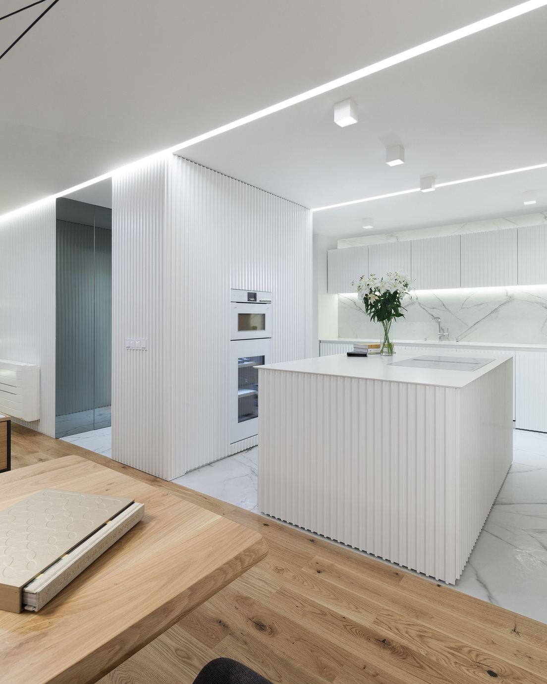 Интериорен дизайн на апартамент - Алба